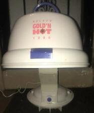 Belson HBD-12 Gold N Hot 1200 Hairdryer Windmere 1200W Portable