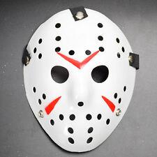 U Halloween Jason Voorhees Mask Friday The 13th Horror Movie Hockey Costume Prop