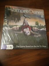 """PRESSMAN """"THE VAMPIRE DIARIES"""" BOARD GAME 2010 New & FACTORY SEALED!"""