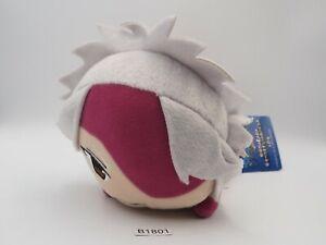 "Sengoku Basara B1801 Chosokabe Motochi Banpresto 2017 Nesoberi 7"" Plush Toy Doll"