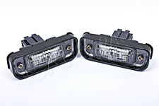 Genuine MERCEDES S-Class W220 1998-2005 License Plate Lights Pair