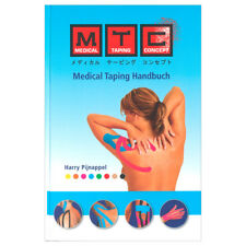 "Buch """"Medical Taping Concept"""" Taping Lernen CureTape Physiotherapie inkl. DVD"