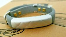 Jawbone UP3 Smart (SILVER CROSS) Fitness Tracking Wristband Activity Tracker NEW