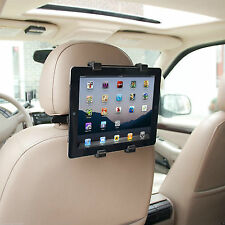 "Universal Car Headrest Seat Mount Holder For All Samsung, iPad Tablets 7"" to 11"""