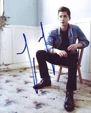 LOGAN LERMAN signed autographed photo