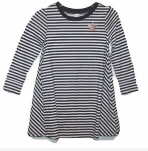 Old Navy Striped Sweater Dress Toddlers Girls