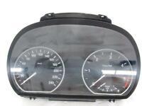 9187330 Armaturenbrett Tachometer BMW Serie 1 116D E87 2.0 D 85KW 6M 5P