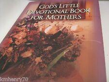 God's Little Devotional Book for Mot Honor Books HC DJ Illustrated Free Shipping