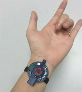 Magnet Wristlet Transmitter Toy Props Spiderman Bodysuit Decorate 1 Web Shooter