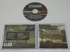 MARK KNOPFLER AND EMMYLOU HARRIS/ALL THE ROADRUNNING(MERCURY 9877385) CD ALBUM