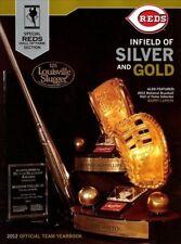 Yearbook 2012 - MLB - Baseball - CINCINNATI REDS