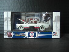 M2 Machines 1966 66 Shelby GT350 Ford Mustang Chase Hobby 1 of 492 1/64 Die cast