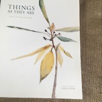 Things As They Are Botanical Drawings And Paintings Leslie Exton Paperback
