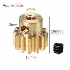 REMO G2713 390 Motor Gear Copper 13T 1/16 RC Car Parts For Truggy Buggy Short