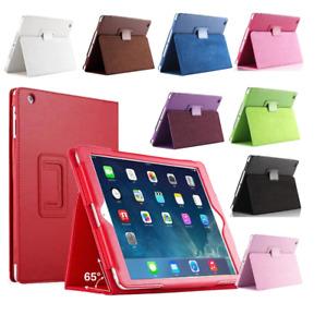 Leather 360 Rotating Smart Case Cover Apple iPad Mini 1 2 3 4 5 For iPad Mini