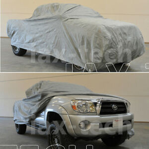 2003 2004 2005 Dodge Ram 3500 Quad Cab 8ft Long Bed Breathable Truck Cover
