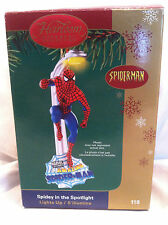 "2005 Heirloom Collection "" The Amazing Spiderman"" Ornament CARLTON CARDS #119"