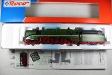 Roco 63201 Dampflok BR 18 201 DR Analog mit Schnittstelle Unbespielt in OVP