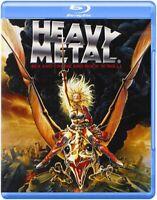 Nuevo Pesado Metálica Blu-Ray