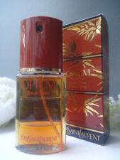 YSL OPIUM EDT 36ml Priceless Vintage 1970s Rare 1st Release New Not Sealed Box