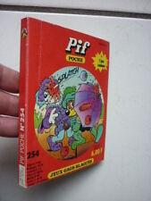 PIF  POCHE  /  NUMEROS  254 /  OCTOBRE   1986
