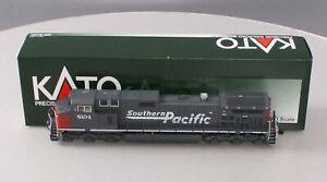 Kato 37-6630 HO Southern Pacific GE C44-9W Diesel Loco Standard DC #8104/Box