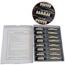 FDA CE 1 set Dental Synthetic Resin Teeth T4,L4,30U,30L,A2 4 suits, 28 pieces