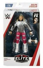 WWE Elite Dolph Ziggler Chase Pink Series 70 Wrestling Action Figure Collection