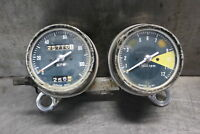 1971 HONDA CL175 GAUGES METER SPEEDO TACH