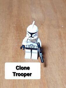 NEW LEGO STAR WARS CLONE TROOPER MINIFIGURE BRAND NEW