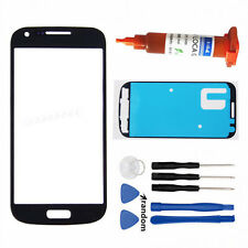 Front Touch Screen Glass Outer Lens Cover for Samsung Galaxy S4 Mini i9190