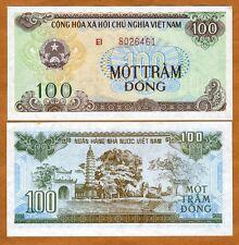 Vietnam, 100 Dong, 1991, P-105b, UNC