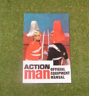 VINTAGE ACTION MAN 40th EQUIPMENT MANUAL Lifeguard on Cover