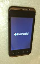 Téléphone mobile Smartphone Polaroïd PROA12 Dual SIM noir débloqué opérateurs