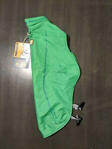 Ruffwear Sun Shower Dog Rain Jacket - Green Small - NEW