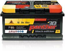 PANTHER P95+ AUTOBATTERIE BATTERIE 95 AH / 850A / 12V / +30% MEHR STARTLEISTUNG