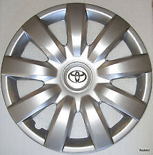 "ONE REPLACEMENT (1) NEW hubcap fits Toyota Camry 15"" Rim Wheel Cover 2000 - 2012"