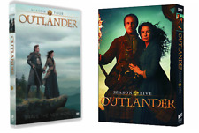 Outlander : Season 4 & 5 ( DVD, 10-Disc Set ) Brand New and Sealed Fast Shipping