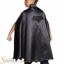 Enfant Batman De Luxe Cape Super Héros Garçons Déguisement Halloween