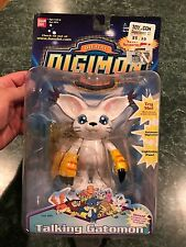 Vintage 2000 Bandai Digimon Talking Gatomon Figure Season 2 - **BRAND NEW** RARE