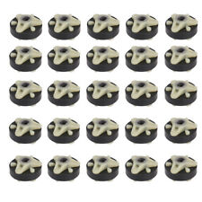 25Pcs Washer Motor Roupler Parts 285753A For Whirlpool Kenmore Crosley Norge