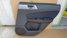 panello interno porta destra posteriore per Subaru Forester 2008-2013
