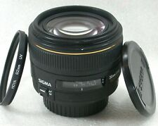 Sigma EX 30mm F1.4 DC HSM Autofocus Wide Angle Lens For Canons APS-C-size sensor