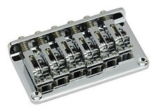 12 String Gotoh style Chrome hardtail Bridge