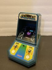 1981 COLECO GALAXIAN BY MIDWAY TABLETOP ARCADE GAME TESTED! WORKS!