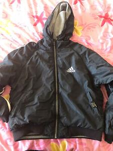 Unisex Adidas Jacket Size S Reversible