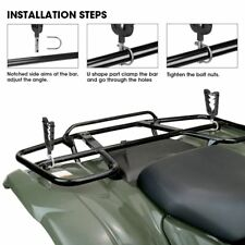 Grip Handlebar Mount Gun Holder Utility Rack for ATV RZR Ranger Mountain Bike