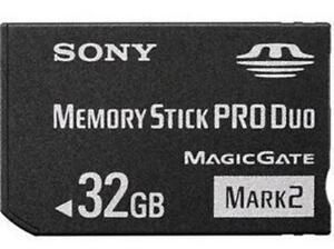 LICHIFIT 64 Go 32 Go 16 Go 8 Go Memory Stick MS Pro Duo Carte m/émoire pour Sony PSP High Speed Haute Capacit/é 16GB