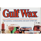2 Boxes Gulf Wax 16 Oz (1 Pound) Paraffin Canning, Candlemaking Wax