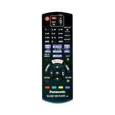 NUOVO Originale Panasonic dmp-bdt270 BLU RAY Remote Control